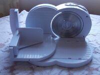 Cookworks Electric Food Slicer