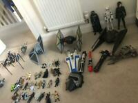 Star Wars Toy Bundle as new