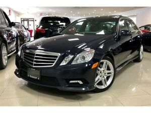 2011 Mercedes-Benz E-Class E350|AMG|1 OWNER|NEW TIRES|NO ACCIDEN