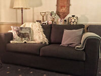 2 Seater Sofa & 3 Seater Sofa Bed