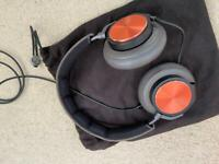 B&O Beoplay wired leather padded headphone