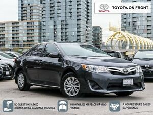 2012 Toyota Camry LE, Toyota Certified! Accident free