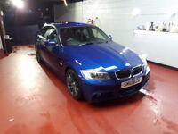 BMW 318 D M SPORT PLUS EDITION LE MANS BLUE