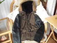 Ladies Size 12 Jacket with Hood (by Atmosphere)