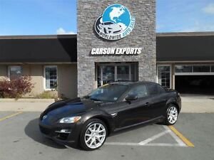 2011 Mazda RX-8 GT LOOK! ONLY 45KM FINANCING AVAILABLE