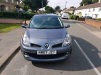 Renault Clio 1.4L Dynamique S 3DR Brand new mot 1 year no advisory on mot certificate
