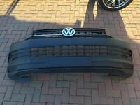 VW transporter t6 front bumper.