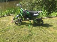 125cc pitbike swaps kx yz crf