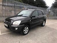 2005 Kia stortage diesel full years mot