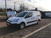 2013 Citroen Berlingo 1.6 HDI 3 seater, NO VAT totally mint condition