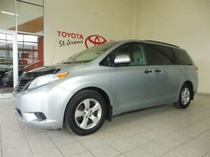 2014 Toyota Sienna * 7 PASSAGERS * A/C * GR. ÉLEC. * CRUISE * MA