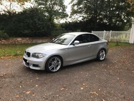 BMW 1 Series 120D M-Sport Coupe E82, FSH, HUGE SPEC