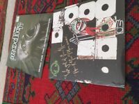 4 brand new LPs