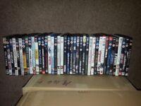 40 DVD (Mixed Genre) Job Lot £20
