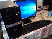 HP WIFI PC WITH OFFICE 2013 + KODI MEDIA CENTRE(TYPE 1)
