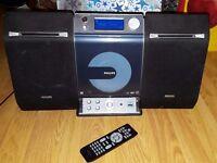Philips Hi-Fi Stereo System MCB275