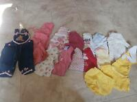 Girls 3-6mo (39 pieces)