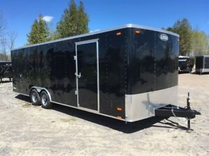 2018 Cargo Express 8.5'X24' ENCLOSED CAR HAULER