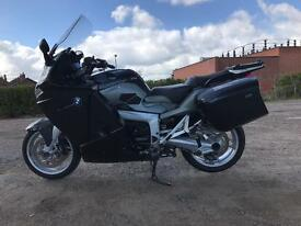 2006 BMW k1200gt-se touring low miles very clean £4499