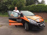 Male Trainee Driving Instructor in Kidderminster + 14 miles area