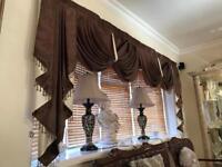 2x curtain