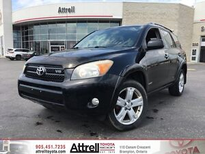 2006 Toyota RAV4 AWD Sport. Keyless Entry, Fog Lights, Power Win