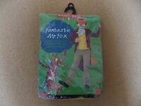 Fantastic Mr Fox Costume Age 10-12 (Large)