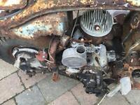1957 Lambretta ld mk3 150 parts breaking?