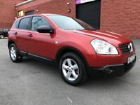 MAY 2007 NISSAN QASHQAI VISA 1.6 PETROL FULL SERVICE HISTORY EXCELLENT CONDITION JUST BEEN SERVICED