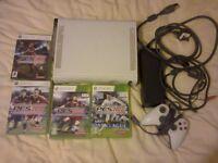 Xbox 360 20GB (Non-HDMI) Console with 4 Games