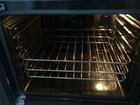Zanussi double oven for sale