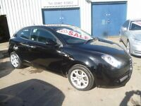 Stunning looking Alfa Romeo MITO 1.4 Lusso,3 door hatchback,FSH,full leather interior,only 33,000