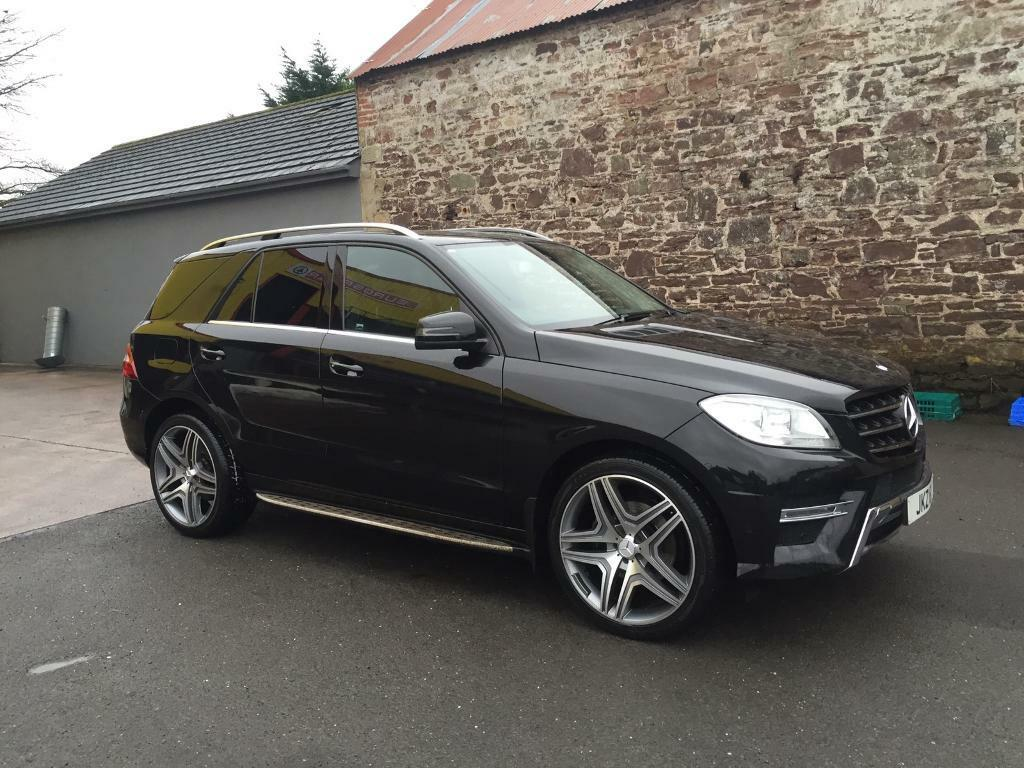 2014 mercedes ml 350 cdi amg sport bluetec auto in aughnacloy county tyrone gumtree. Black Bedroom Furniture Sets. Home Design Ideas