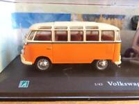 VW Split screen samba van