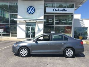 2014 Volkswagen Jetta TRENDLINE+/MANUAL/BLUETOOTH