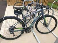 Marin Hybrid Bike - Hydraulic Disc