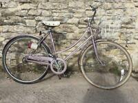 SERVICED VINTAGE RALEIGH CAPRICE BIKE- FREE DELIVERY TO OXFORD!