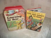 Ladybird Toys and Games to Make / Learning to Sew