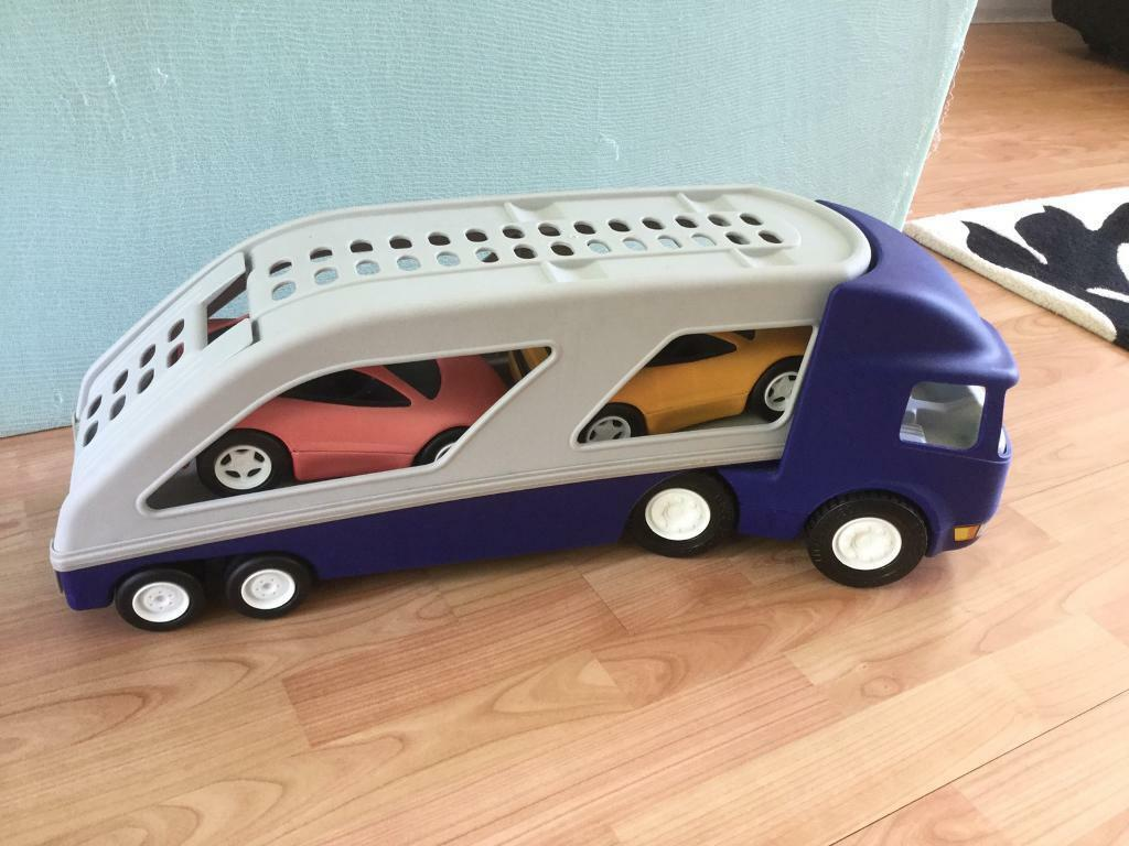 Little Tikes Car Transporterin St Austell, CornwallGumtree - Little tikes car transporter, excellent condition. Strong & sturdy enough for little ones to sit on & scoot. Big cars to push around, lovely toy. £10