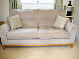 Large 2 seater Parker Knoll sofa - from Montana range