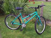 Raleigh Ladies mountain bike