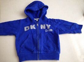 Dkny baby's tracksuit and jacket