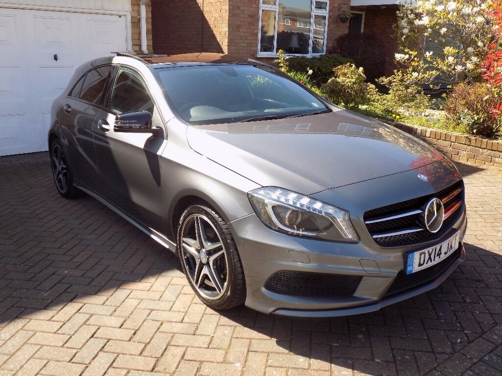 mercedes benz a class a200 cdi amg sport grey amg body kit offers welcome in shifnal. Black Bedroom Furniture Sets. Home Design Ideas