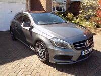 Mercedes-Benz A-CLASS A200 CDI AMG Sport : Grey, AMG Body kit. **Offers welcome**