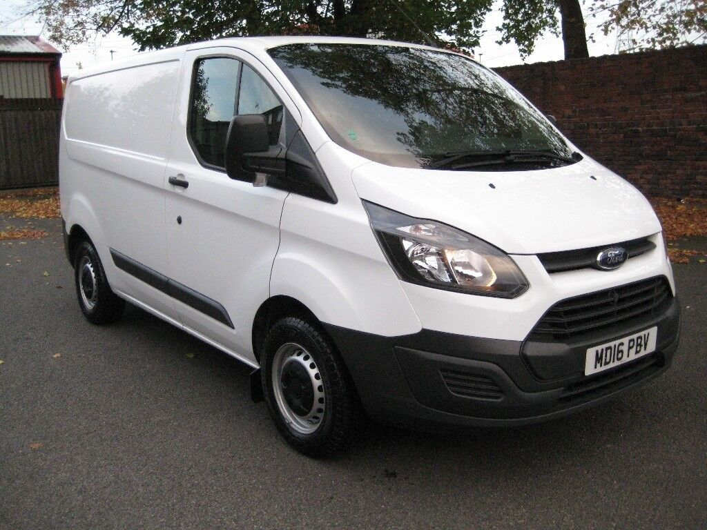Ford Transit 290 LR P/V One Owner Full Service History Low Mileage