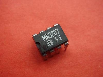 Mn3207 Clock Generatordriver Ic Panasonic Dip-8 Lot Of 10