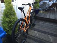 Specialized mountain bike used 1time only bargain