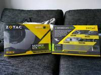 Gtx 1070 ti Zotac Amp Edition