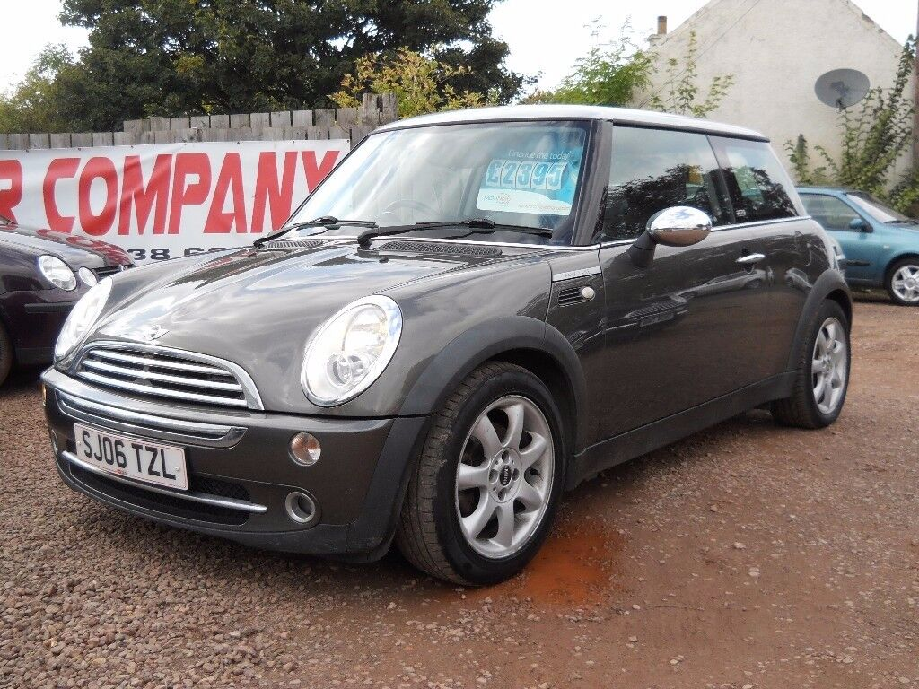 MINI COOPER PARK LANE LIMITED EDITION 2006 FULL SERVICE HISTORY 1 YEAR FRESH MOT EXCELLENT CONDITION