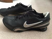 Black Nike Trainers Size 3.5 (EU 36.5) in Great Condition- Only Worn a Few Times
